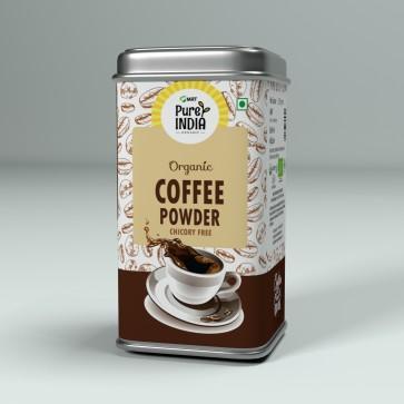 FILTERED COFFEE POWDER ORGANIC
