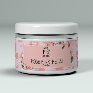 Rose Pink Petal Powder Organic