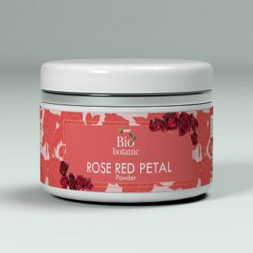 Rose Red Petal Powder Organic