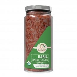 BASIL BATH SALT