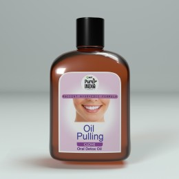 OIL PULLING CLOVE FLAVOUR ORGANIC
