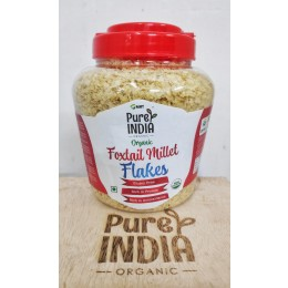FOXTAIL  MILLET FLAKES ORGANIC