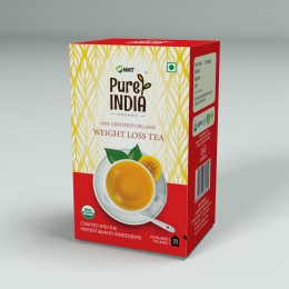 WEIGHT LOSS TEA 20 TEA BAGS ORGANIC