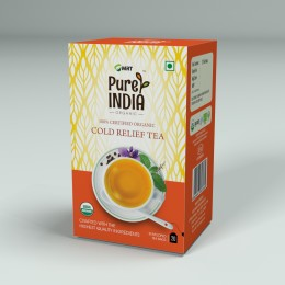 COLD RELIEF TEA 20 TEA BAGS ORGANIC