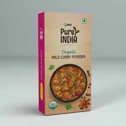MILD CURRY POWDER ORGANIC
