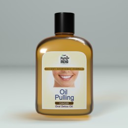 OIL PULLING GINGER FLAVOUR ORGANIC