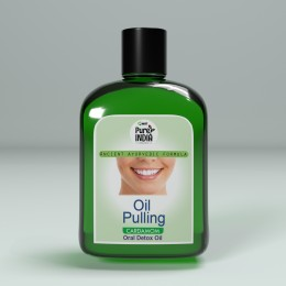 OIL PULLING CARDAMOM FLAVOUR ORGANIC