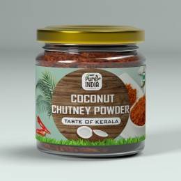 COCONUT CHUTNEY POWDER ORGANIC