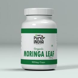 MORINGA LEAF  CAP 60 ORGANIC