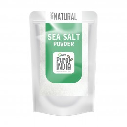 NATURAL SEA SALT POWDER