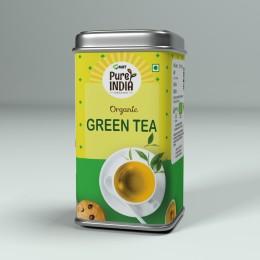 GREEN TEA ORGANIC