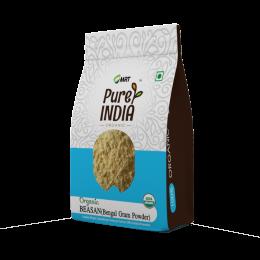 BEASAN ORGANIC (Bengal Gram Powder)