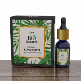 BLACK PEPPER OIL ORGANIC