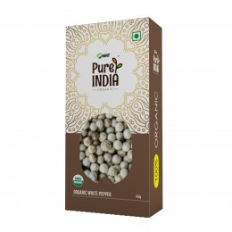 WHITE PEPPER ORGANIC