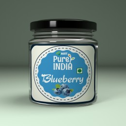 NATURAL BLUEBERRY ORGANIC