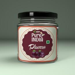NATURAL PLUMS