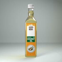 COCONUT OIL ORGANIC