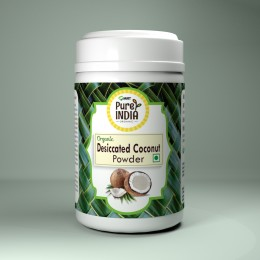 DESICATED COCONUT POWDER ORGANIC