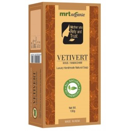 VETIVERT (RAMACHAM) BATHING BAR SOAP